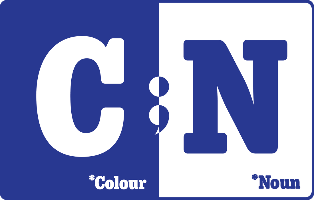 Colour; Noun logo